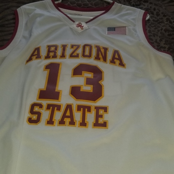 new product 213e1 dd9d2 James Harden college jersey